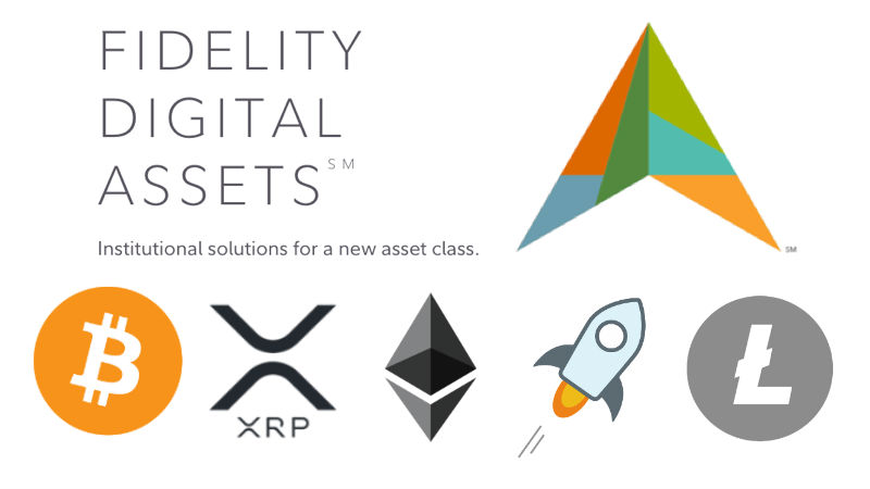 Fidelity Digital Assets To List Top 5-7 Cryptos In Planned Expansion