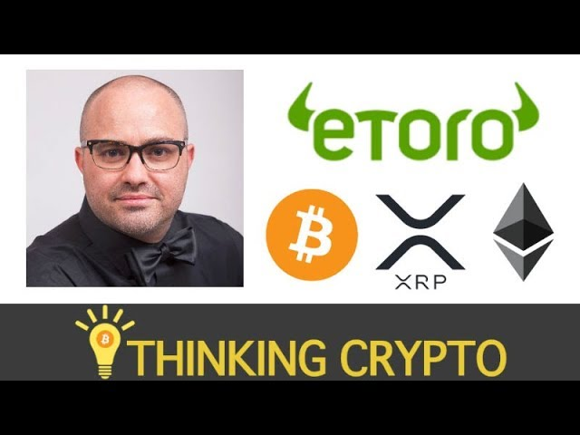 Crypto Market & Future of Crypto Discussion with Sr. Market Analyst Mati Greenspan of eToro (Interview)