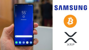 Samsung Galaxy S10 To Potentially Include A Crypto Wallet