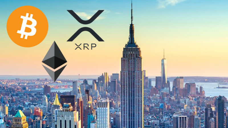 New York Launches A Crypto Task Force