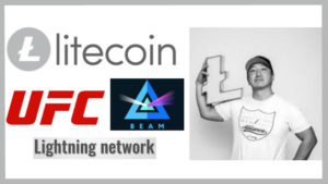 Interview with John Kim Chief Evangelist Litecoin Foundation – UFC & Beam – Halving & Lightning Network