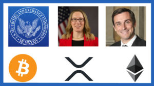 SEC Commissioners Hester Peirce And Robert J. Jackson Jr. Pro Crypto & Bitcoin ETF Statements