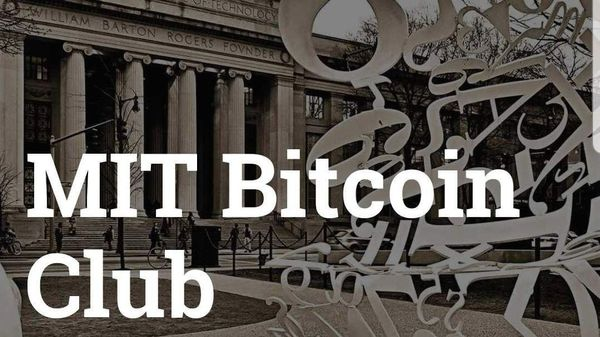 Interview with MIT Bitcoin Club President – MIT Vault Crypto – Diplomas on Bitcoin Blockchain & More