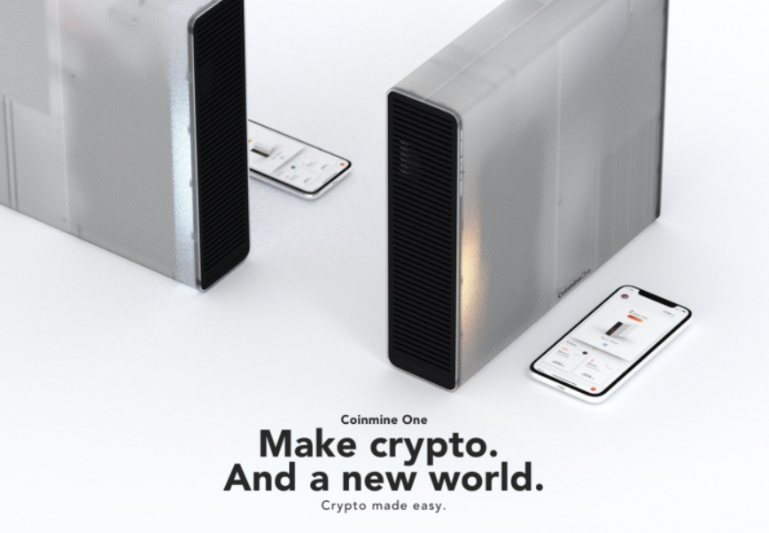 Buy the Coinmine One Mining Device