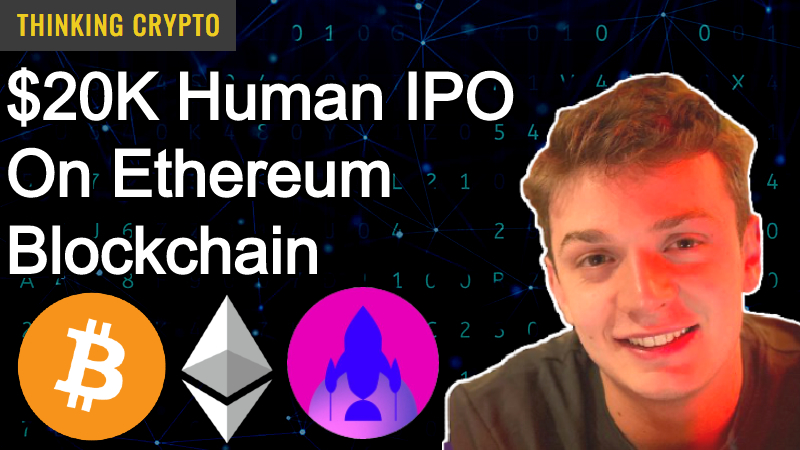 Interview: Alex Masmej – $20K Human IPO Tokenized $Alex On Ethereum Blockchain – Rocket DeFi Loan NFT