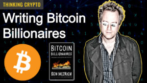Interview: Author Ben Mezrich – Bitcoin Billionaires, Billions TV Show, Bitcoin