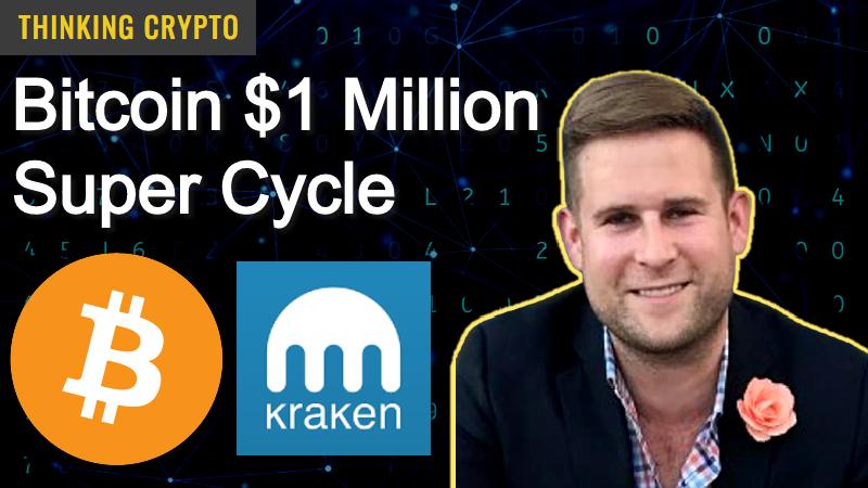 Interview: Dan Held Business Development At Kraken – Bitcoin $1 Million Super Cycle – Ethereum 2.0