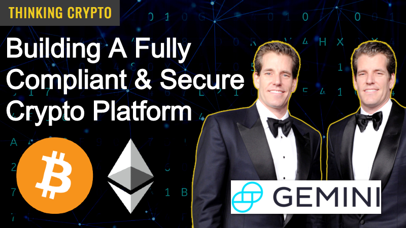 Interview: Cameron & Tyler Winklevoss – Gemini, Bitcoin, JP Morgan, Ethereum 2.0, Facebook Libra & More!