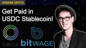 Avoid Crypto Volatility & Get Paid in Stablecoins USDC – Circle Bitwage Partnership – Jonathan Chester Interview