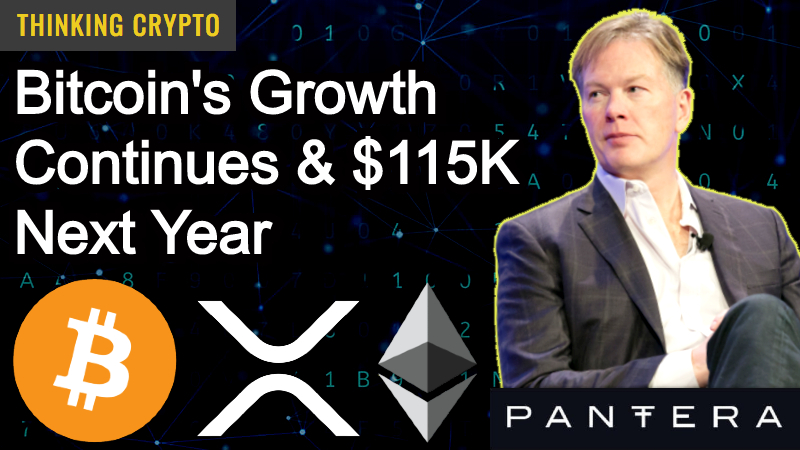 Dan Morehead Founder & CEO of Pantera Capital Interview