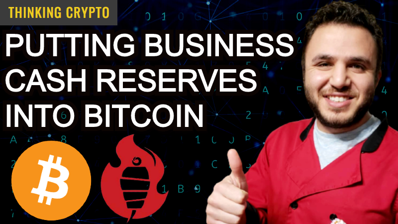 Investing Cash Reserves In Bitcoin – Tahinis Restaurant Ali Hamam Co-Founder & CMO Interview