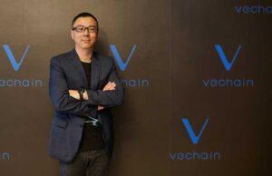 Sunny Lu VeChain CEO Interview