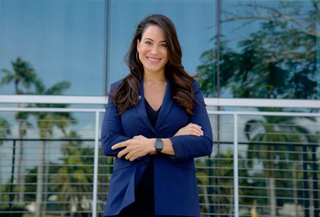 Commissioner Danielle Cohen Higgins Interview